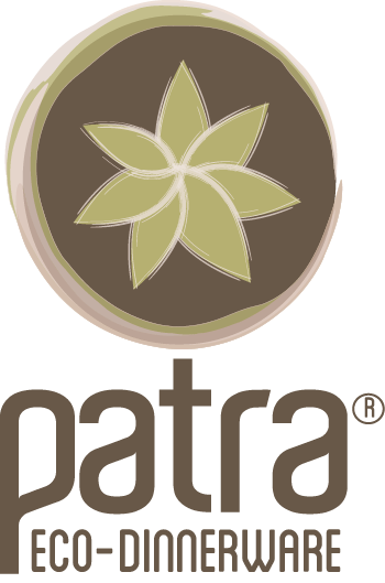 Patra Logo  sc 1 th 276 & Dinnerware from Fallen Palm Leaves - Palm Leaf Plates